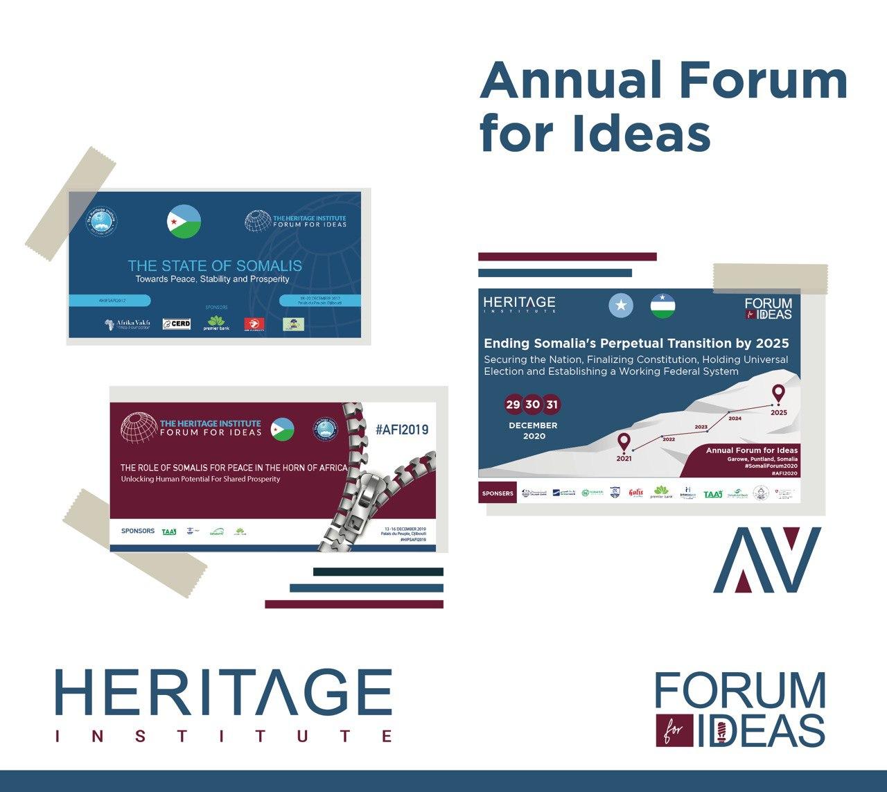 Annual Forum for Ideas