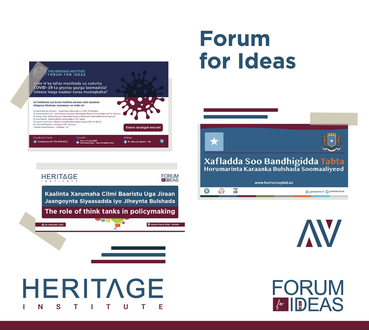 Forum for Ideas
